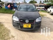 New Volkswagen Golf GTI 2006 Black | Cars for sale in Dar es Salaam, Kinondoni