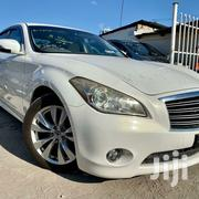 New Nissan Fuga 2009 White | Cars for sale in Dar es Salaam, Ilala