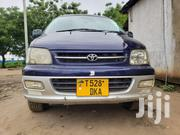 Toyota Noah 2000 Blue | Cars for sale in Dar es Salaam, Kinondoni