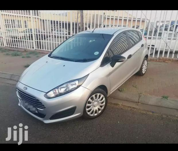 Archive: Ford Fiesta 2007 1.4 Silver