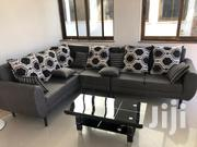 Big Living Room Sofa With Coffee Table | Furniture for sale in Dar es Salaam, Kinondoni