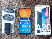 New Samsung Galaxy A20s 32 GB Blue | Mobile Phones for sale in Dar es Salaam, Kinondoni
