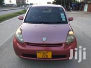 Toyota Passo 2005 Red | Cars for sale in Dar es Salaam, Kinondoni
