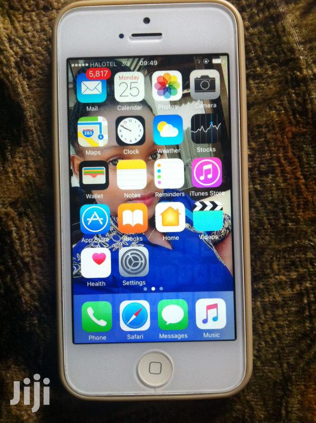 Archive: Apple iPhone 5 64 GB Silver