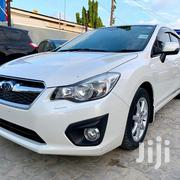 Subaru Impreza 2013 White | Cars for sale in Dar es Salaam, Kinondoni