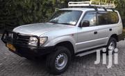 Toyota Land Cruiser Prado 1999 Gray | Cars for sale in Tabora, Tabora Urban