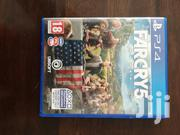 Far Cry 5 For Play Station 4 | Video Games for sale in Dar es Salaam, Kinondoni