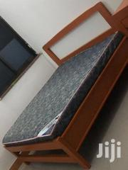 Double Bed + Comfortable Mattress | Furniture for sale in Dar es Salaam, Kinondoni