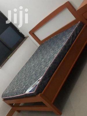 Double Bed + Comfortable Mattress