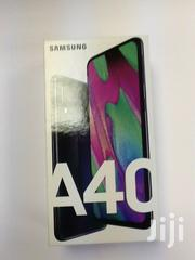 New Samsung Galaxy A40 64 GB Black | Mobile Phones for sale in Arusha, Monduli