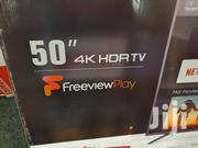 TCL 50ep648 50 Inch 4K Ultra HD Hdr PRO With Freeview | TV & DVD Equipment for sale in Dodoma, Dodoma Rural