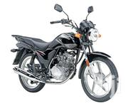 New Haojue HJ125-18 2019 Black | Motorcycles & Scooters for sale in Tanga, Tanga