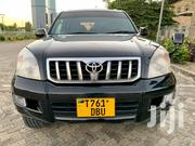 Toyota Land Cruiser Prado 2005 Black | Cars for sale in Dar es Salaam, Kinondoni
