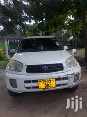 Toyota RAV4 2000 Automatic White | Cars for sale in Dar es Salaam, Kinondoni