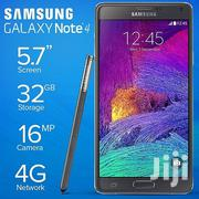New Samsung Galaxy Note 4 32 GB Black | Mobile Phones for sale in Dar es Salaam, Ilala
