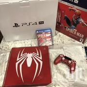 Sony Playstation 4 Pro 1tb Spider-man Version | Video Game Consoles for sale in Morogoro, Magole