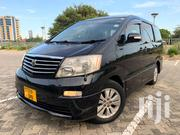 Toyota Alphard 2005 Black | Cars for sale in Dar es Salaam, Kinondoni