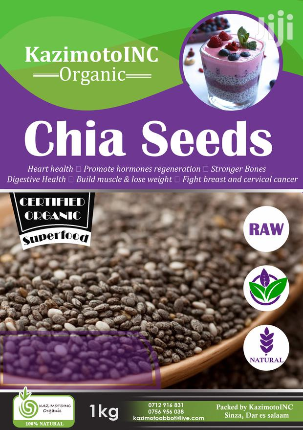 Archive: Chia Seeds