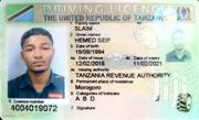 Driver Hemed | Driver CVs for sale in Dar es Salaam, Kinondoni