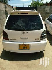 Toyota Spacio 2005 White | Cars for sale in Dar es Salaam, Ilala