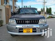 Toyota Land Cruiser Prado 1998 Black | Cars for sale in Dar es Salaam, Kinondoni