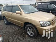New Toyota Kluger 2005 Gold | Cars for sale in Mwanza, Ilemela