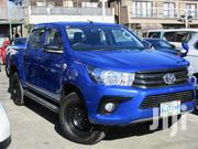 Toyota Hilux 2018 SR5 4x4 Blue | Cars for sale in Dar es Salaam, Kinondoni