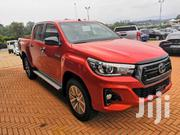 Toyota Hilux 2019 Rogue 4x4 Red | Cars for sale in Dar es Salaam, Temeke