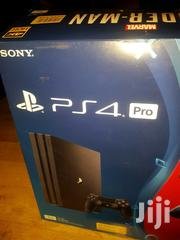 Sony Playstation PS4 Pro Spiderman Bundle 1TB - Great Condition | Video Game Consoles for sale in Dar es Salaam, Kinondoni