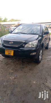Toyota Harrier 2004 Black | Cars for sale in Dar es Salaam, Ilala