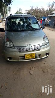 Toyota Fun Cargo 2001 Gold | Cars for sale in Dar es Salaam, Kinondoni