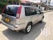 Nissan X-Trail 2002 2.0 Comfort Silver | Cars for sale in Dar es Salaam, Kinondoni