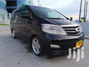 Toyota Alphard 2007 Black | Cars for sale in Dar es Salaam, Kinondoni