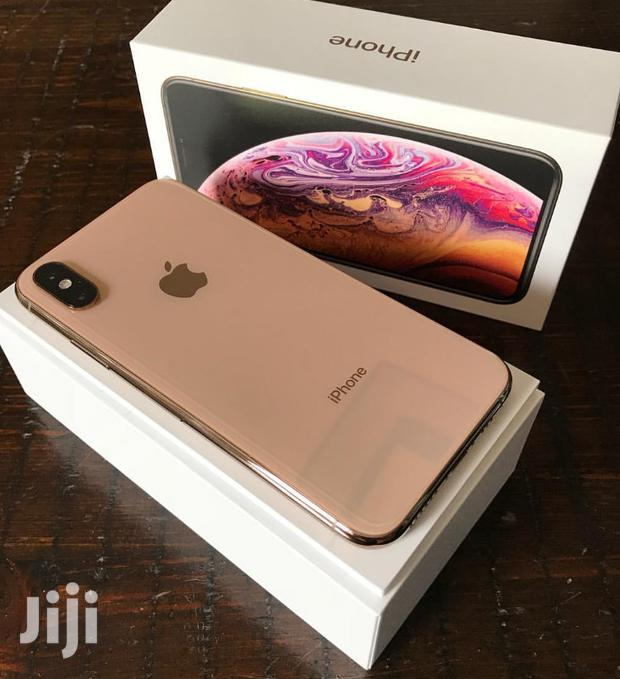 Archive: New Apple iPhone XS Max 256 GB Gold