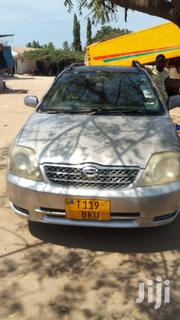 Toyota Fielder 2004 Silver | Cars for sale in Dar es Salaam, Kinondoni