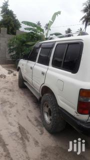Toyota Land Cruiser 1997 90 White | Cars for sale in Dar es Salaam, Ilala