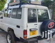 Toyota Land Cruiser 2003 White | Cars for sale in Dar es Salaam, Kinondoni