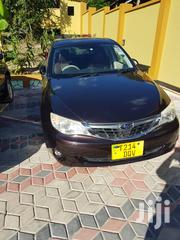 Subaru Impreza 2008 Black | Cars for sale in Dar es Salaam, Kinondoni