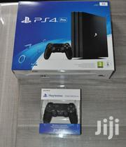 New Original Sony Playstation 4pro Black 1tb Sealed In Box | Video Game Consoles for sale in Dar es Salaam, Ilala