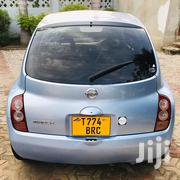 Nissan March 2002 Blue | Cars for sale in Dar es Salaam, Kinondoni