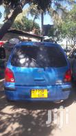 Toyota Spacio 2000 Blue | Cars for sale in Kinondoni, Dar es Salaam, Nigeria