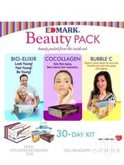 Edmark Beauty Pack (30 Day Pack) | Vitamins & Supplements for sale in Dar es Salaam, Kinondoni