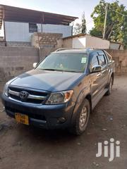 Toyota Hilux 2005 2.5 Cab Blue | Cars for sale in Dar es Salaam, Kinondoni