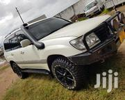Toyota Land Cruiser 1998 HDJ 100 4.2 D Automatic White | Cars for sale in Dar es Salaam, Ilala