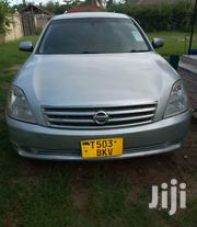 Nissan Teana 2003 Silver | Cars for sale in Dar es Salaam, Kinondoni