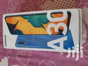 Samsung Galaxy A30 64 GB Blue | Mobile Phones for sale in Dar es Salaam, Kinondoni
