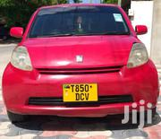 Toyota Passo 2004 Red | Cars for sale in Dar es Salaam, Kinondoni
