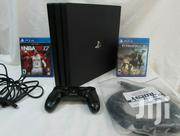 Sony Playstation 4 Pro 1tb 4K Console | Video Game Consoles for sale in North Pemba, Micheweni