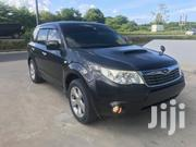 Subaru Forester 2008 Black | Cars for sale in Dar es Salaam, Kinondoni