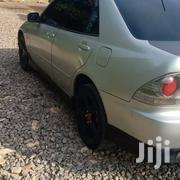 Toyota Altezza 2002 Silver | Cars for sale in Mwanza, Ilemela